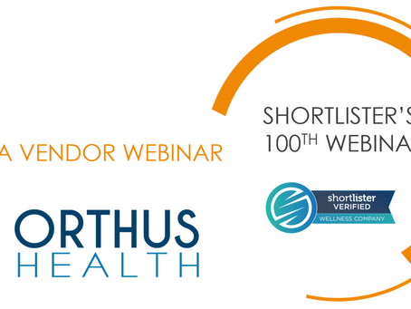 Meet Orthus Health: A Shortlister Webinar
