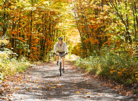 Let's Get Fall Physical - 6 Outdoor Activities to Amp up Your Exercise Routine