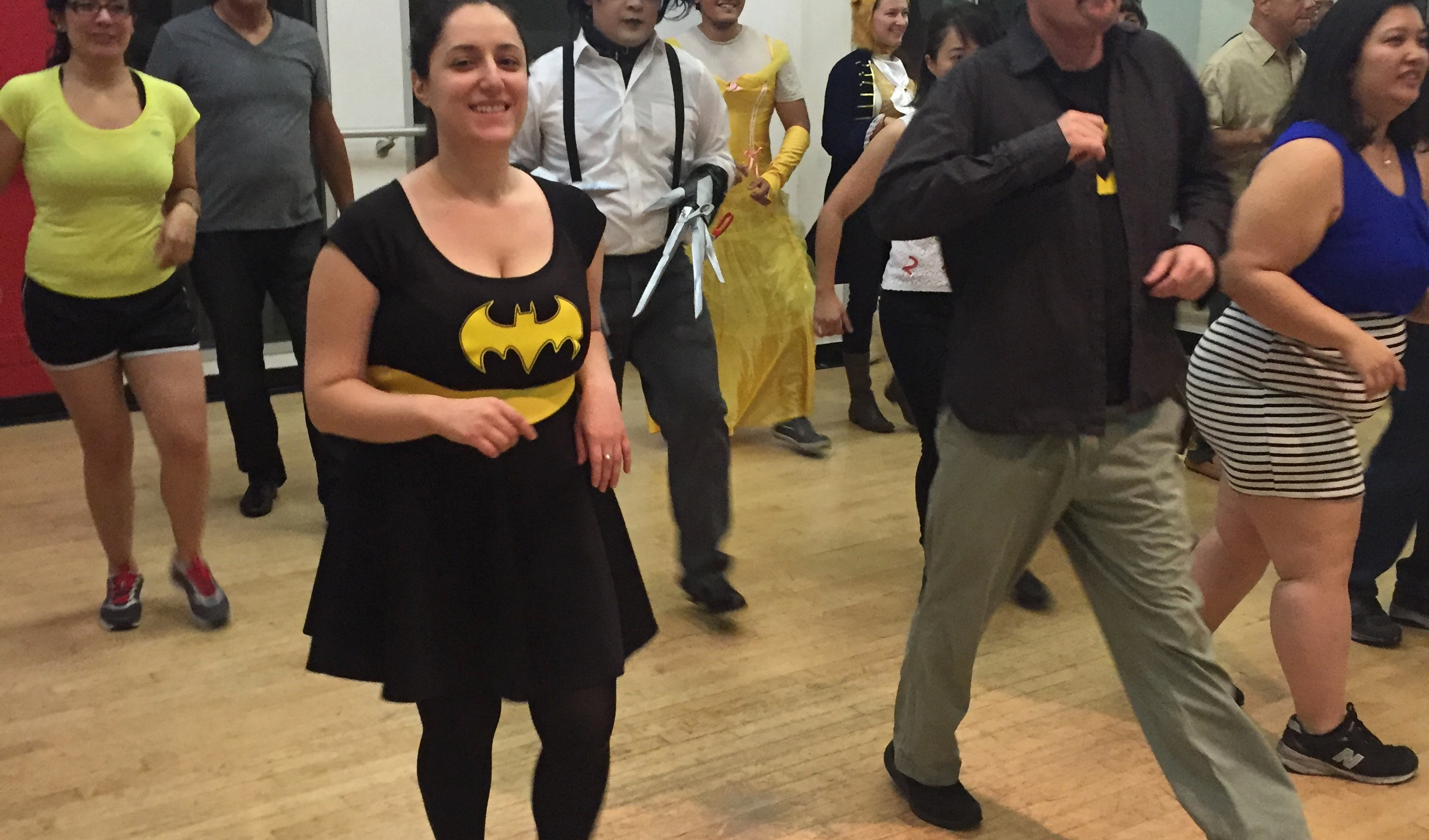The Bat Team in Motion