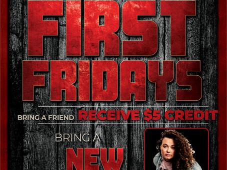 $5 First Fridays