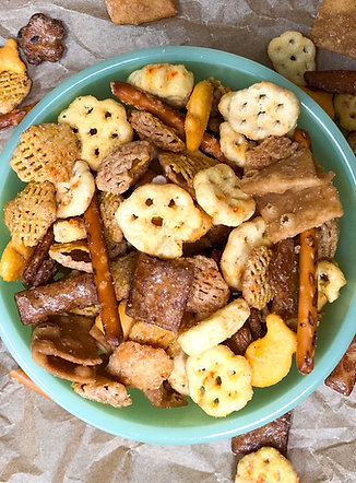 Spicy Kine Party Mix
