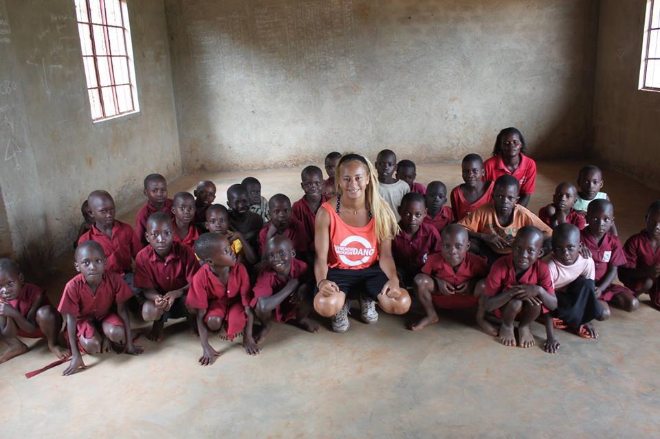 Ryan in Uganda