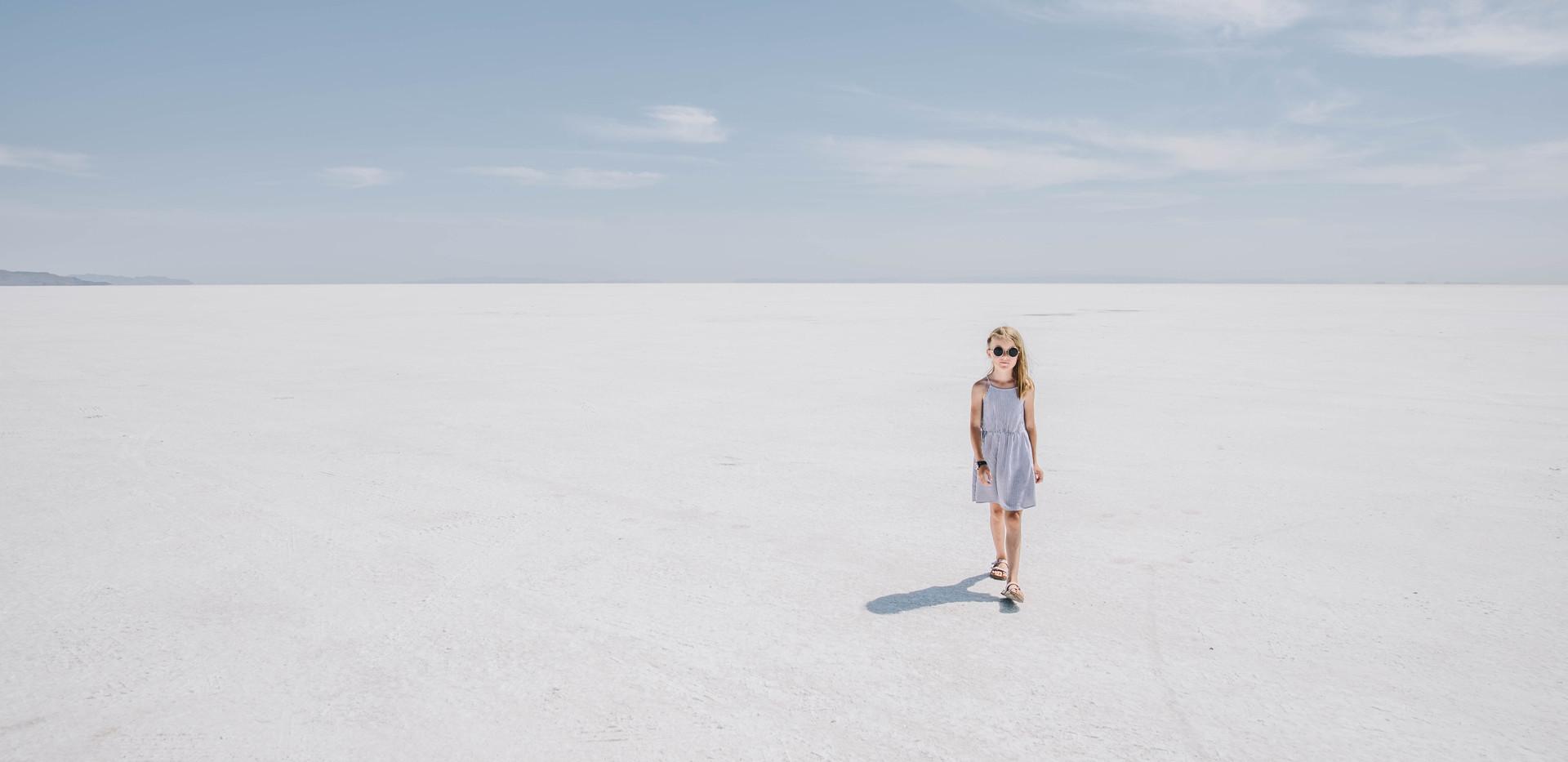 Salt Flats, UT