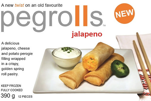 Jalapeno Pegrolls