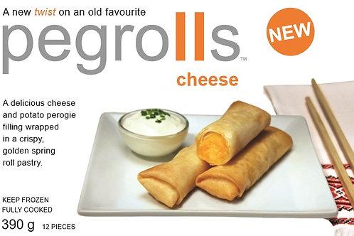 Cheese Pegrolls