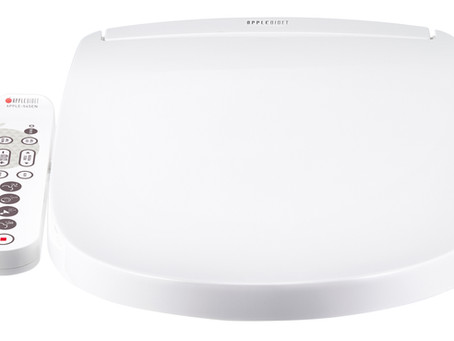 Apple Toilet Seat Cover