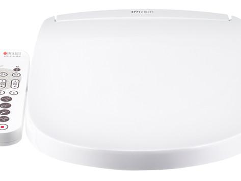 Apple Toilet Seat Cover