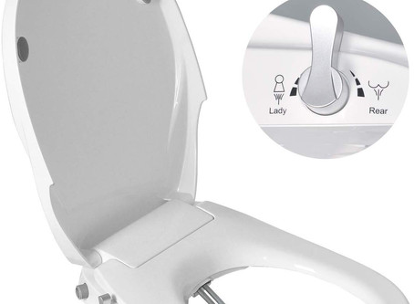 Manual Bidet / Non Electric Bidet Vs Electric Bidet