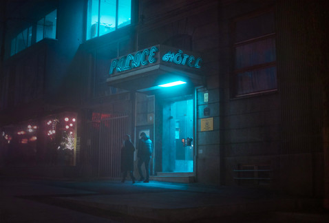 palace lights, 2019