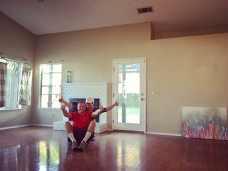 Day 1: All Grown Up - Redoing Our New Home