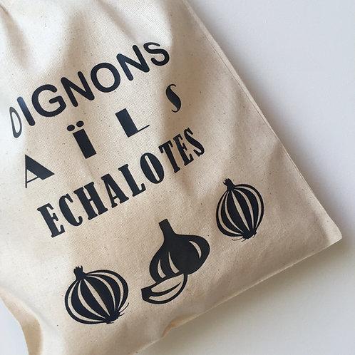 Pochon cuisine - Oignons