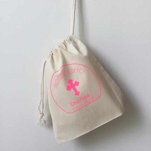 Pochon souvenirs - Croix