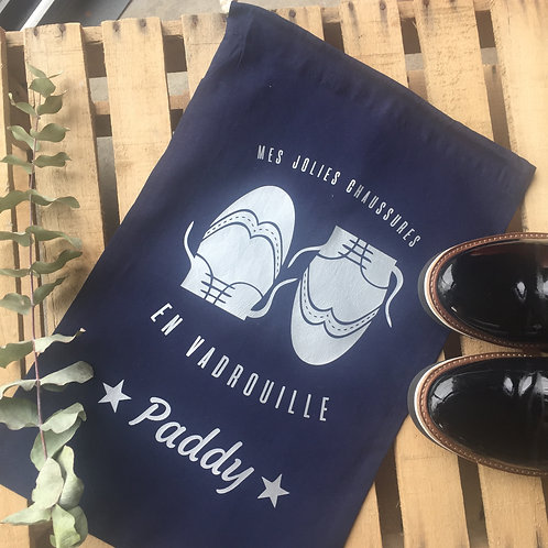 Sac à chaussures homme - Paddy