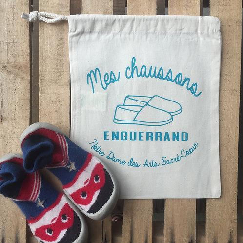 Sac à chaussons - Enguerrand