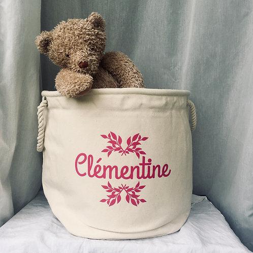Panier de rangement - Clémentine