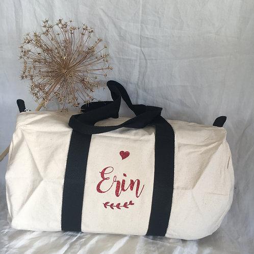 Sac polochon coton - Erin