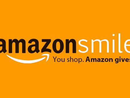 Will you consider supporting us through Amazon Smile?