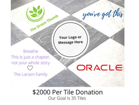 Community Tiles Fundraiser