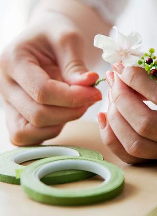 Fazer arranjos florais