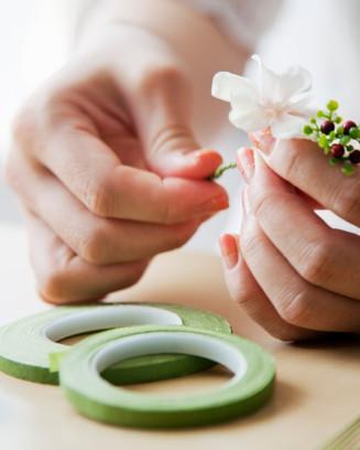 Изготовление цветочных композиций