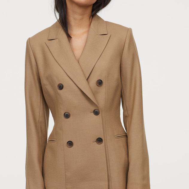 H&M Brown Suit