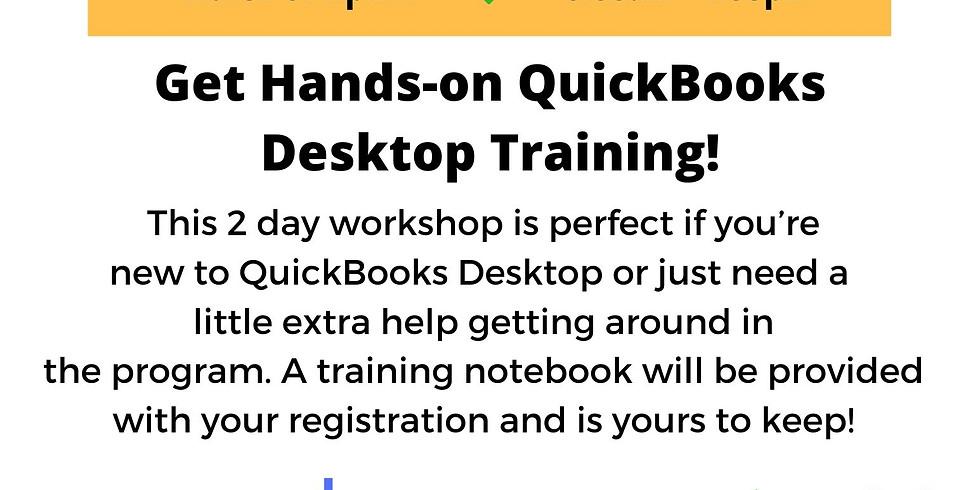 Quickbooks Desktop Training- Childress, TX