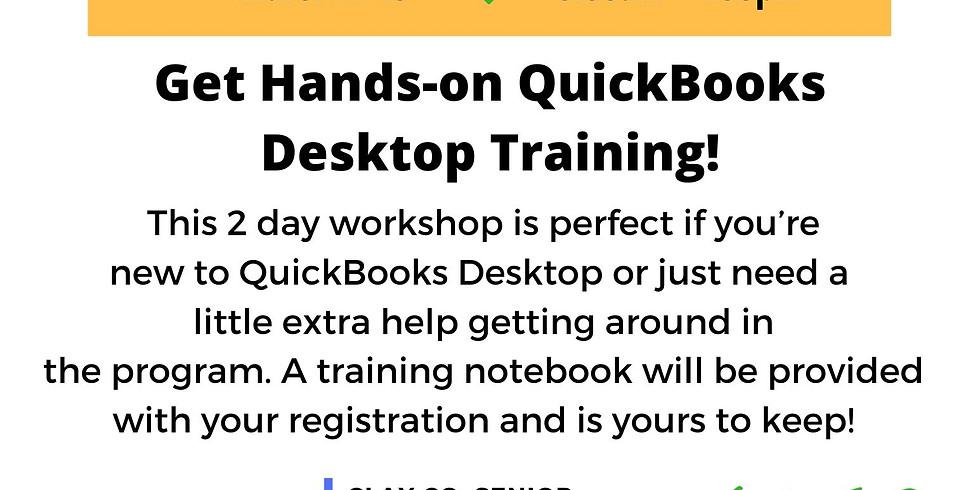 Quickbooks Desktop Training- Henrietta, TX