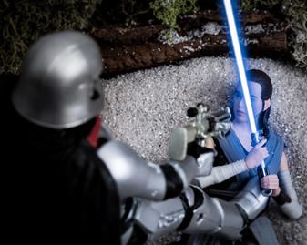 Rey's in Trouble, Star Wars Black Series