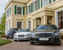 Prestige cars commercial photography