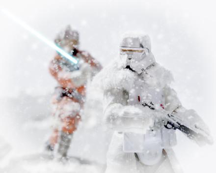 Star Wars Range Trooper with Luke Skywalker