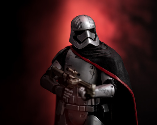Captain Phasma, Star Wars Black Series