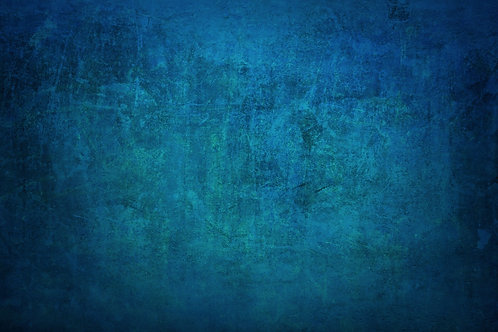 109. Rough Blue/Green Concrete - A1 Vinyl Photo Backdrop