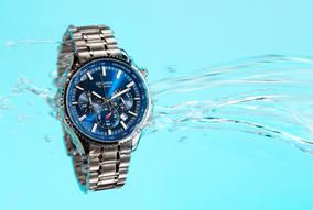 Waterproof Watch product pack shot