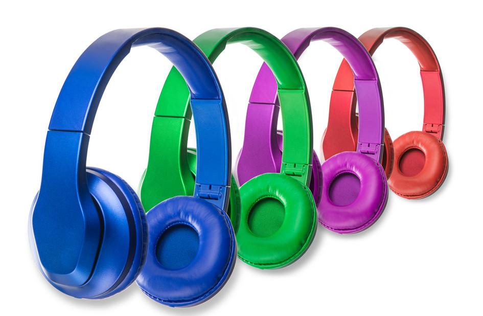 Coloured Headphones product