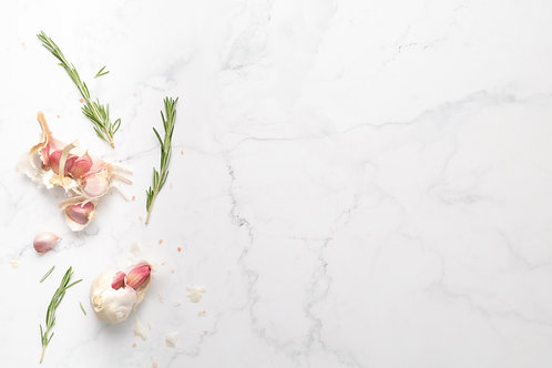 106. Grey Veined White Marble - A1 Vinyl Photo Backdrop