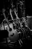 Guitars on Stage