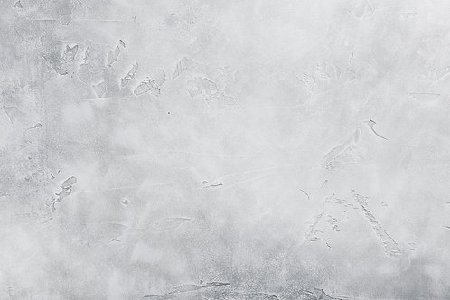 119. Rough White Plaster Surface - A1 Vinyl Photo Backdrop