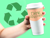 Drink Responssibly Left Green
