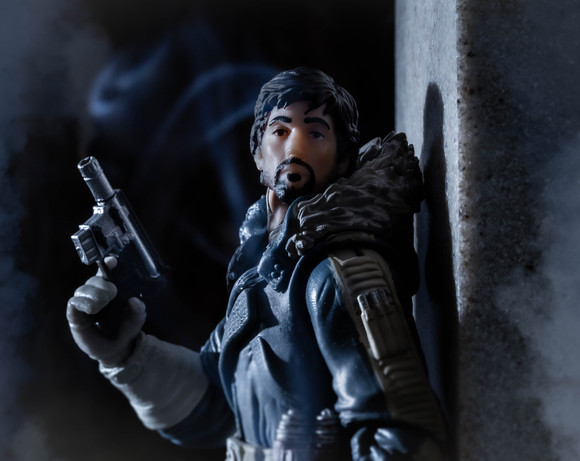Cassian Andor, Star Wars Black Series