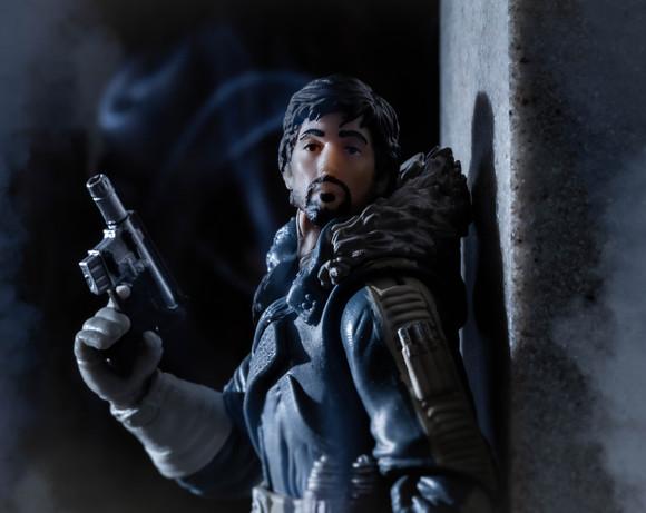Cassian Andor, Star Wars Black Series