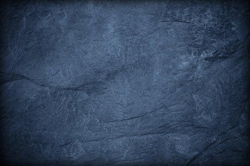 105. Blue/Grey Textured Slate - A1 Vinyl Photo Backdrop
