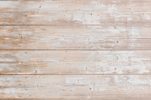 115. Limed Pine Wood Plank Table - A1 Vinyl Photo Backdrop