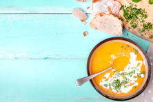 Food Photography Flat-lay