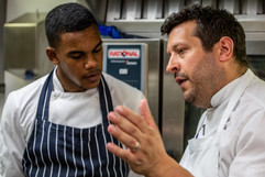 Steve Groves, Head Chef, roux at parliament square