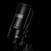 Røde Microphone Product Shot