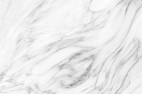 124. Grey Veined White Marble - A1 Vinyl Photo Backdrop
