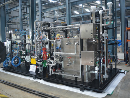 How we achieve world class performance in a Lube Oil System manufactured in-house