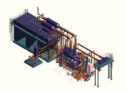 Gas Engine driven Compressor