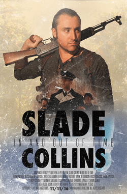 Slade Collins 2 Poster Flattened-Hair (1