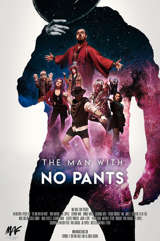The Man With No Pants